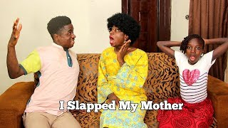 Download Mc Shem Comedian - I Slapped My Mother | MC Shem Comedian