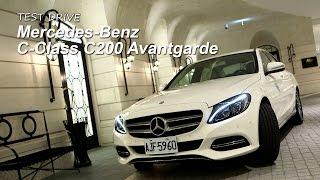 Mercedes-Benz C-Class C200 Avantgarde 成熟穩重好爸爸 試駕