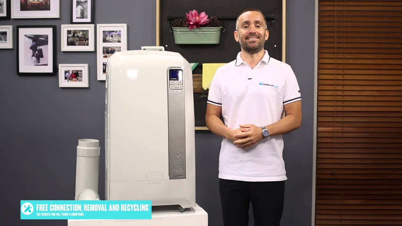 Delonghi PACWE120HP 3 52kW Portable Aircon reviewed by product expert -  Appliances Online