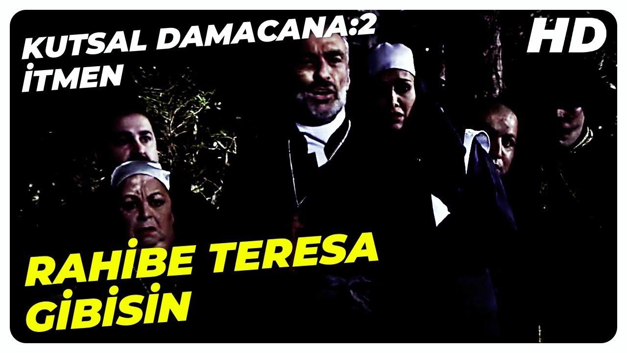 Artin ve Fiko, Kurt Adam Peşinde | Kutsal Damacana: 2 İtmen Şafak Sezer Türk Komedi Filmi