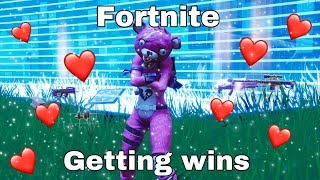 Fortnite - Getting wins 🤪 | MsDeadlyKitty
