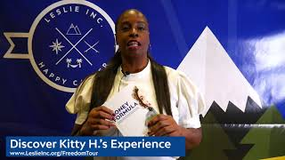 Kittys Experience Womens Financial Freedom Tour