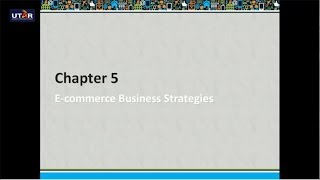 Chapter 5  E commerce Business Strategies