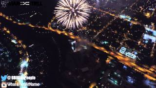 Amazing Freedom Over Texas Firework Show 2015 | DJI Inspire 1 Drone | @6BillionPeople