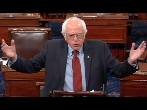 Bernie Sanders' BRILLIANT Speech on the Stupidity of Trumpcare
