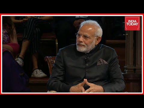 PM Narendra Modi Exclusive Townhall Interview In London | Bh