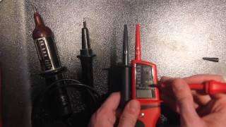 BitBastelei #158 - Uni-T UT15c - Zweipoliger Spannungsprüfer