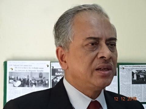 Justice Soumitra Pal Judge HC Calcutta presideOverNatnlLokAdalat EdweepNews5
