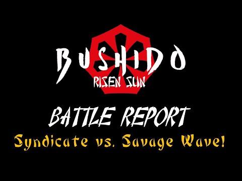Bushido 69: Syndicate Vs Savage Wave (100 Rice, Ninki)