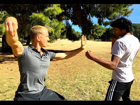 Tai Chi vs Street Thug - Insane Takedown