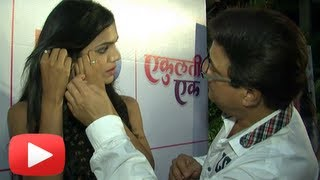 Father-Daughter Off Screen Chemistry - Shriya Pilgaonkar  & Sachin Pilgaonkar