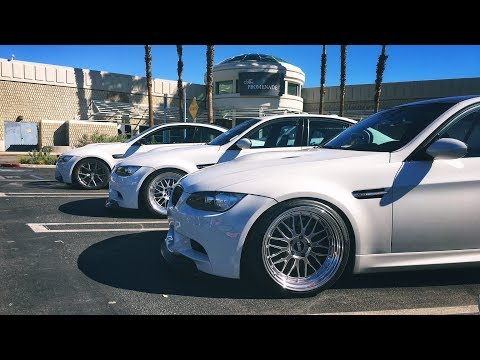 homepage tile video photo for 3 Supercharged M3's