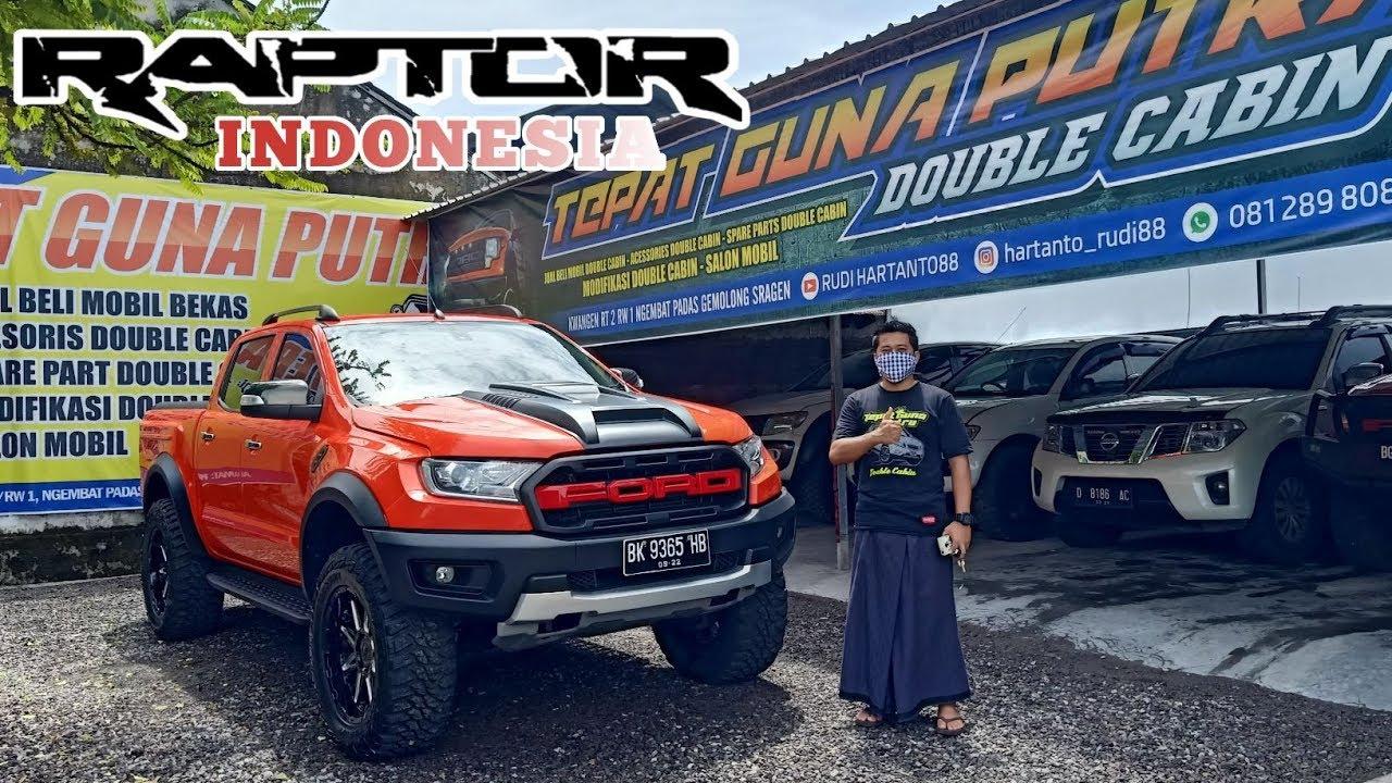 Ranger Raptor Indonesia Youtube