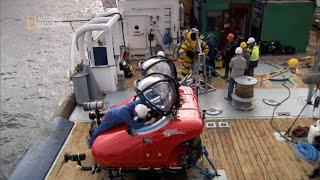 Z pomocą robota chcieli dostać się do wnętrza wraku [Lusitania]