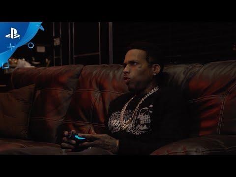 """TEKKEN 7 - Kid Ink """"Now It's Personal"""" Behind the Scenes   PS4"""