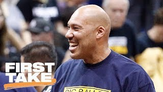 Mollywood: LaVar Ball Calming Down And Raiders' Super Bowl Chances | First Take | June 1, 2017