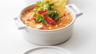 Fiesta Chicken Soup | 2009 Milk Calendar Recipe