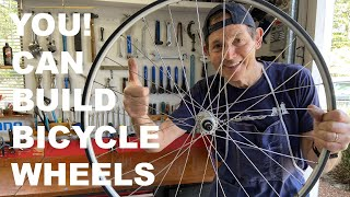 How To Build Bicycle Wheels the Easy Way