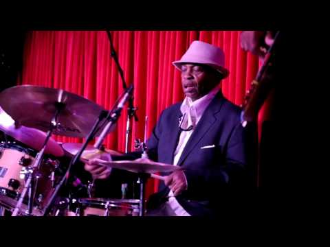 """Norman Connors performs """"Butterfly"""""""