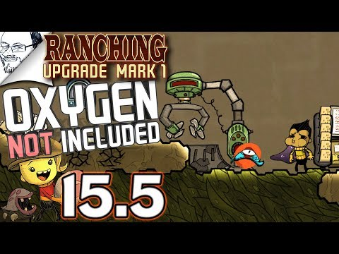 Update Preview #15.5 💨 OXYGEN NOT INCLUDED S03 Ranching Mark 2 | Gameplay German