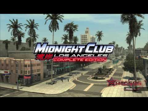Cool Midnight Club L.A. Cars(My Cars)