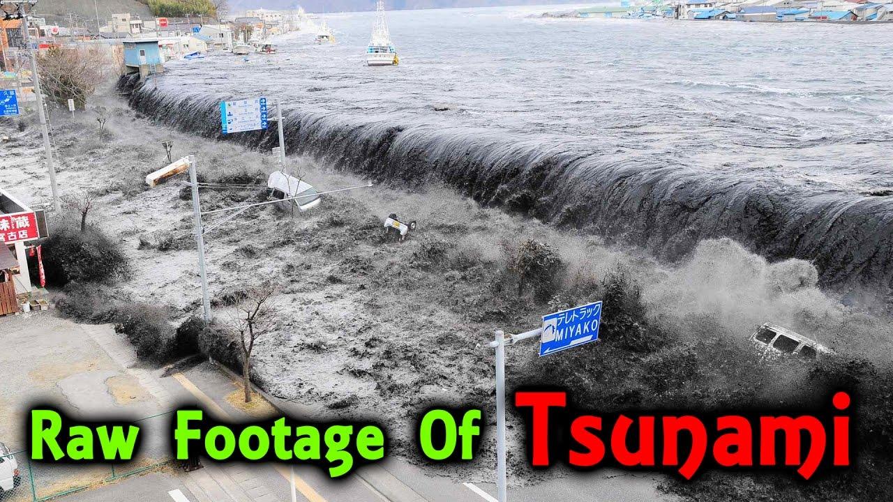 Deep'r tsunami