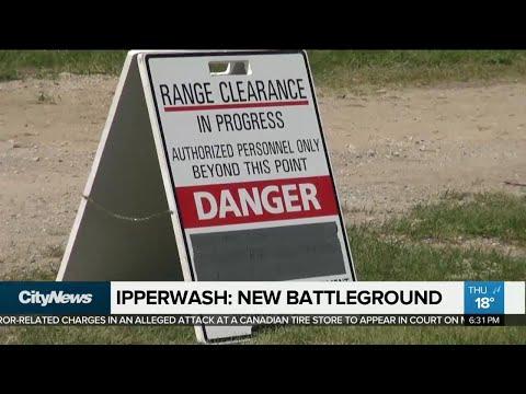 Ipperwash - a new battleground