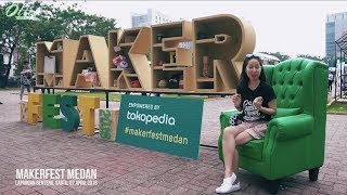 Otten Coffee di Event MakerFest 2018 Medan