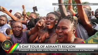 5-Day Ashanti Regional  Tour