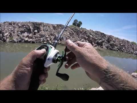 BASS FISHING ARIZONA CANALS