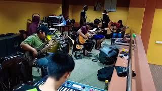 Haram - Dayang Feat Hael Cover by Adikarma Band