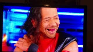 Shinsuke Nakamura says No Speak English