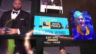 Overwatch League Grand Finals - 2018 Hall of Fame