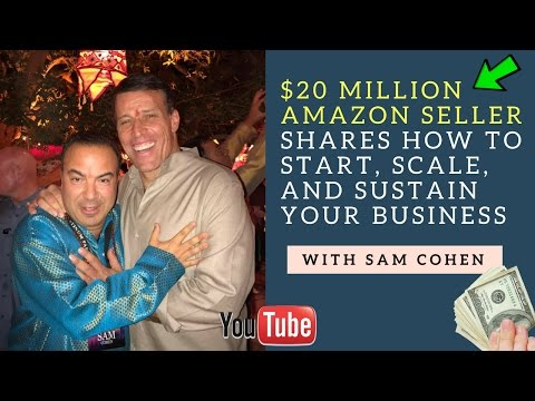 From $20,000 to $20 Million Selling On Amazon FBA With Sam Cohen
