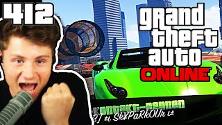 KRASSES SKY PARCOUR SKILL RENNEN! | GTA ONLINE #412 | Let's Play GTA Online mit Dner
