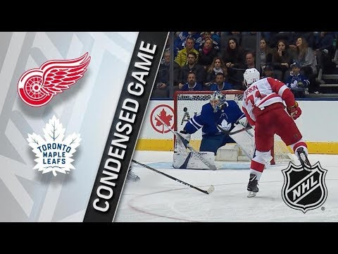 Detroit Red Wings vs Toronto Maple Leafs March 24, 2018 HIGHLIGHTS HD