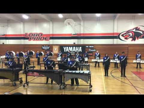 Norco High School Winter Drumline 2016 - In the Winter