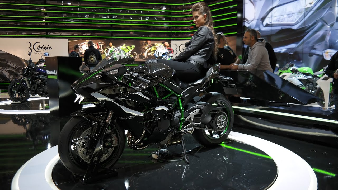 Kawasaki Ninja H2 Could Come With A EUR25000 31000 Price Tag