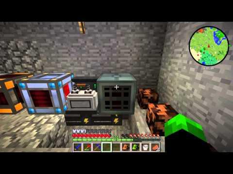 Super Gerador Eolico e SAG Mill - Minecraft com Mods 1.6.4 EP4