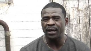 Michael Irvin 1 - Describes finding out that his brother was gay