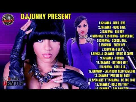 Ishawna - MsLegendary (Mixtape) November 2016