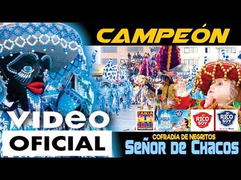 7mo Concurso Nacional de Negritos de Huánuco - Cofradia Señor de Chacos (Video Oficial) Tania Produ✓