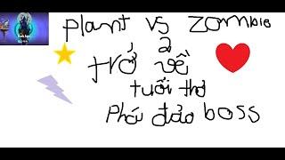 ROBLOX OPTICS | PLANT VS ZOMBIE 2, DEFEAT BOSS SCREEN CASTLE