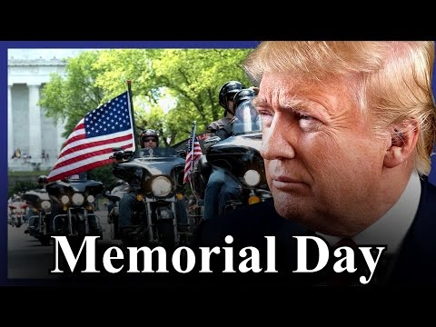 Donald Trump Memorial Day Event Rolling Thunder FULL STREAM HD SPEECH (5-29-16)