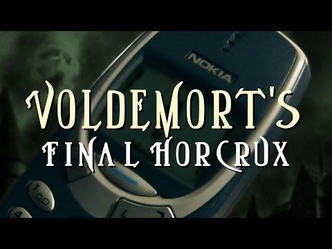 Voldemort's Final Horcrux