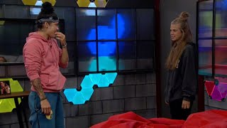 Big Brother - The Rules Of Checkers - Live Feed Highlight