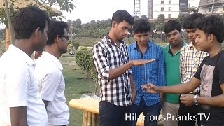 Unbelievable Impossible Magic Prank in India | Also Revealed at the END