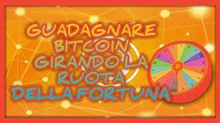 ruota della fortuna bitcoin