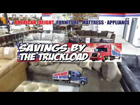 July Savings By The Truckload At American Freight!