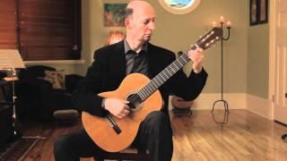 Nicholas Petrou - Villa-Lobos - Prelude No. 1